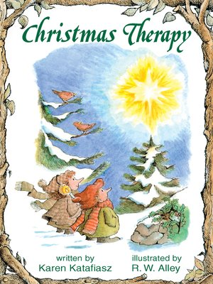 cover image of Christmas Therapy