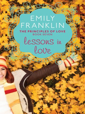 cover image of Lessons in Love