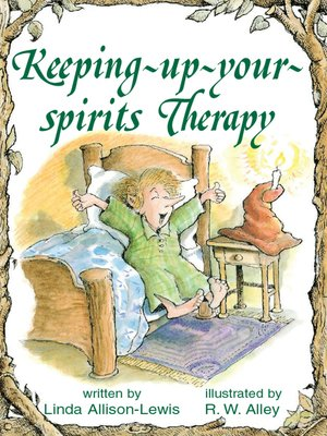 cover image of Keeping-up-your-spirits Therapy