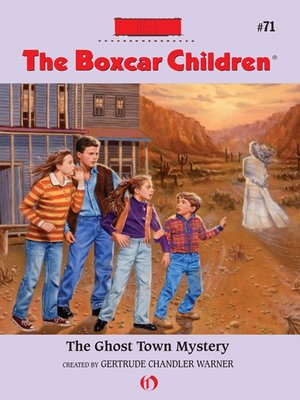 cover image of Ghost Town Mystery