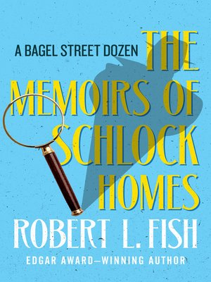cover image of The Memoirs of Schlock Homes