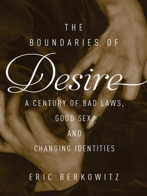 cover image of The Boundaries of Desire