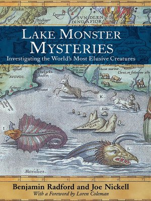 cover image of Lake Monster Mysteries