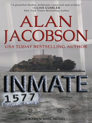 cover image of Inmate 1577