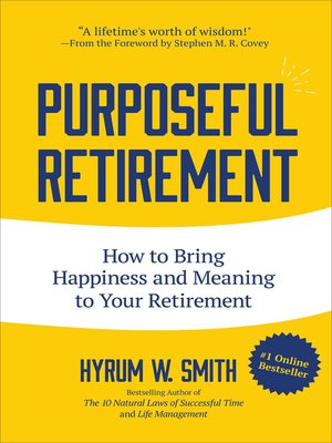 cover image of Purposeful Retirement