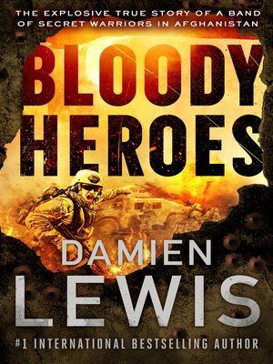 cover image of Bloody Heroes