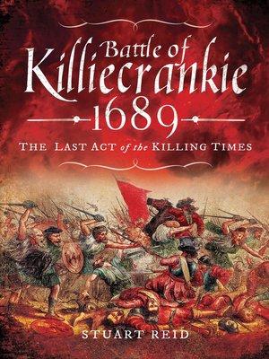 cover image of Battle of Killiecrankie, 1689
