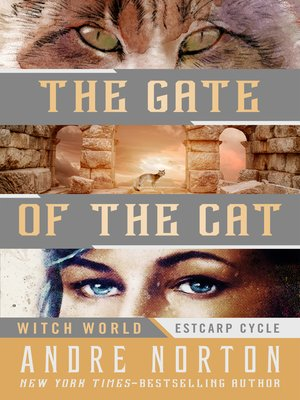 cover image of Gate of the Cat