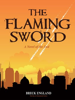 cover image of The Flaming Sword