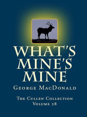 cover image of What's Mine's Mine