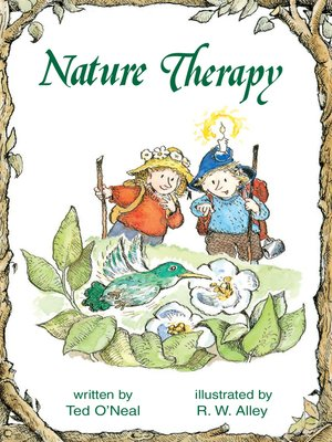cover image of Nature Therapy