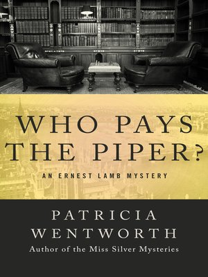 cover image of Who Pays the Piper?