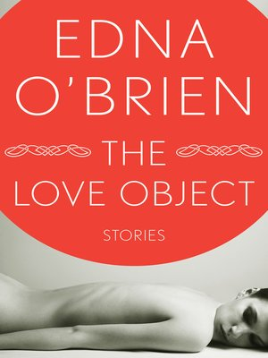 cover image of The Love Object