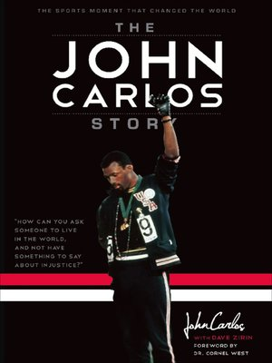 cover image of The John Carlos Story