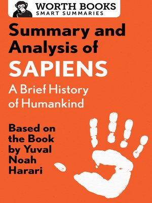 cover image of Summary and Analysis of Sapiens
