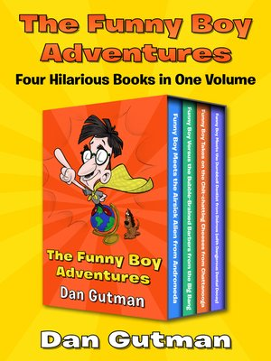 cover image of The Funny Boy Adventures