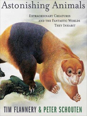 cover image of Astonishing Animals