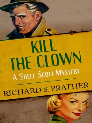 cover image of Kill the Clown