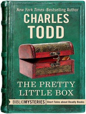 cover image of The Pretty Little Box