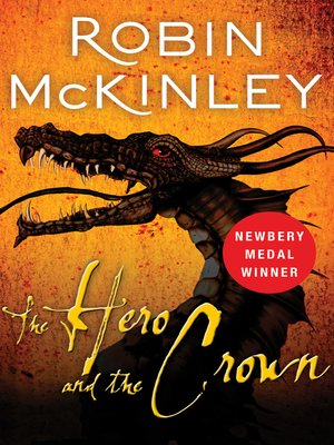 cover image of The Hero and the Crown