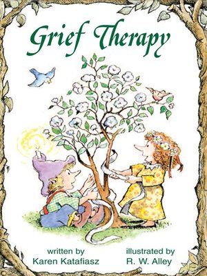 cover image of Grief Therapy
