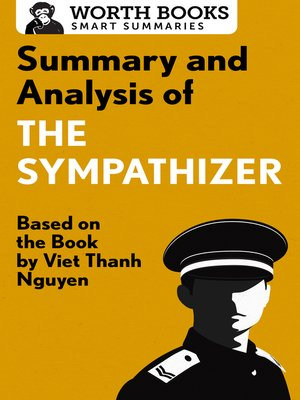 cover image of Summary and Analysis of the Sympathizer