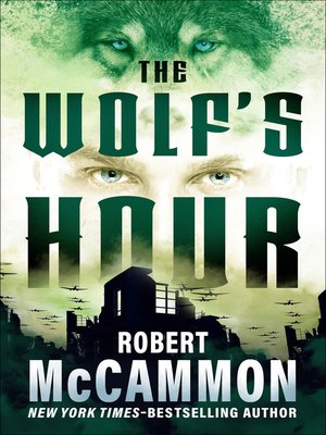 cover image of Wolf's Hour
