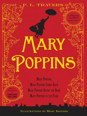 cover image of Mary Poppins