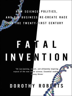 cover image of Fatal Invention