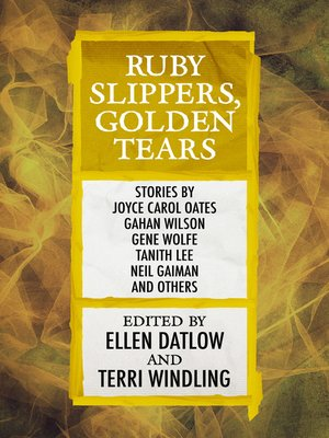 cover image of Ruby Slippers, Golden Tears