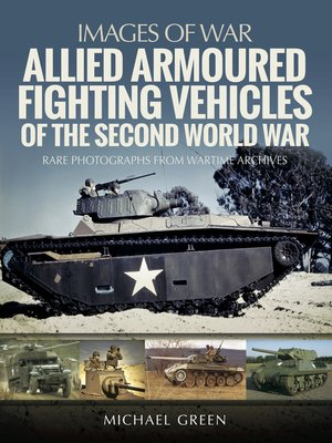 cover image of Allied Armoured Fighting Vehicles of the Second World War
