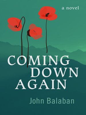 cover image of Coming Down Again