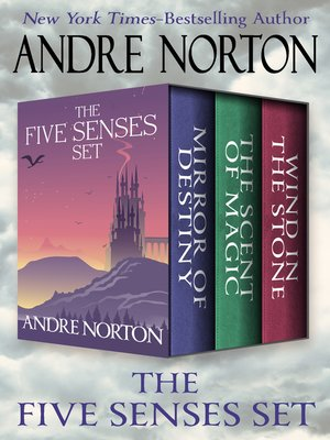 cover image of Mirror of Destiny, The Scent of Magic, and Wind in the Stone