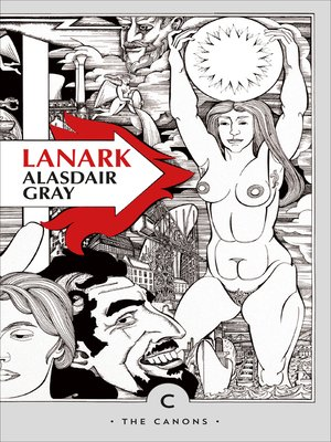 cover image of Lanark