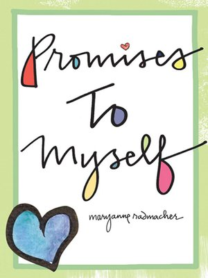cover image of Promises to Myself