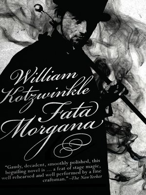 cover image of Fata Morgana