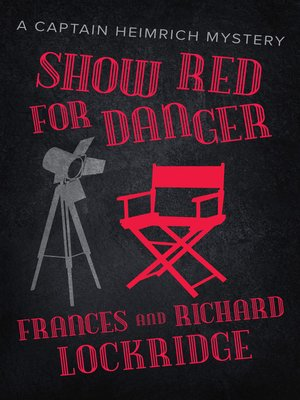 cover image of Show Red for Danger