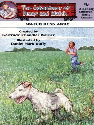 cover image of Watch Runs Away