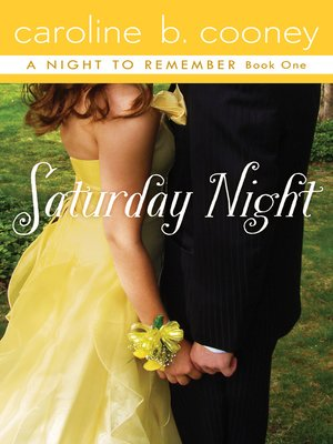 cover image of Saturday Night