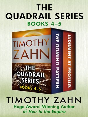 cover image of The Quadrail Series Books 4–5