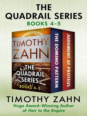 Quadrail(Series) · OverDrive (Rakuten OverDrive): eBooks, audiobooks