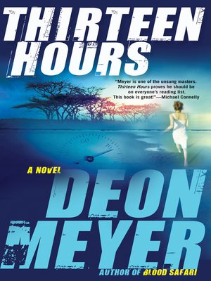 cover image of Thirteen Hours