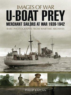 cover image of U-boat Prey