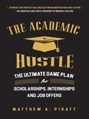 cover image of The Academic Hustle