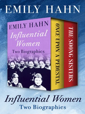 cover image of Influential Women