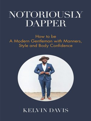 cover image of Notoriously Dapper