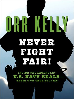 cover image of Never Fight Fair!