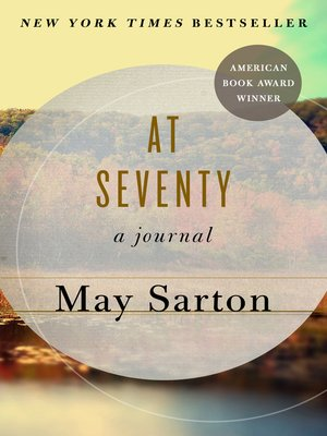 cover image of At Seventy