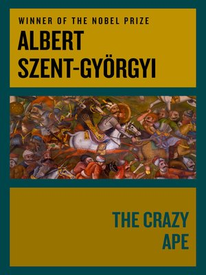 cover image of The Crazy Ape