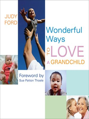 cover image of Wonderful Ways to Love a Grandchild